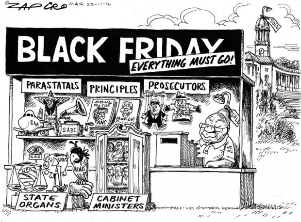 Black Friday Zapiro